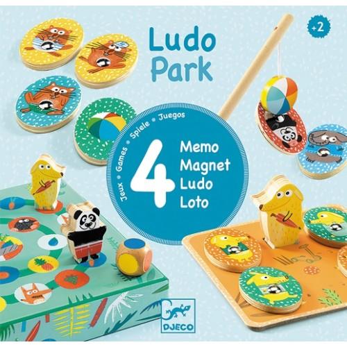 Ludo Park (4 jeux)