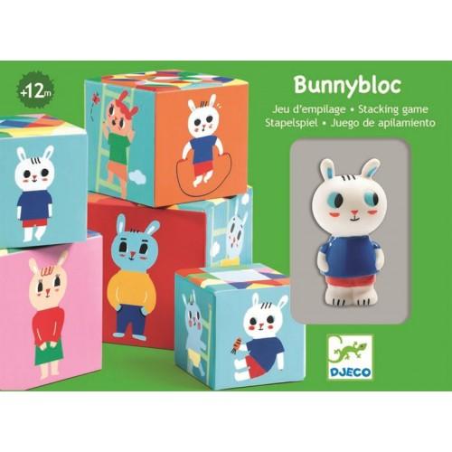 Cubes Bunnybloc