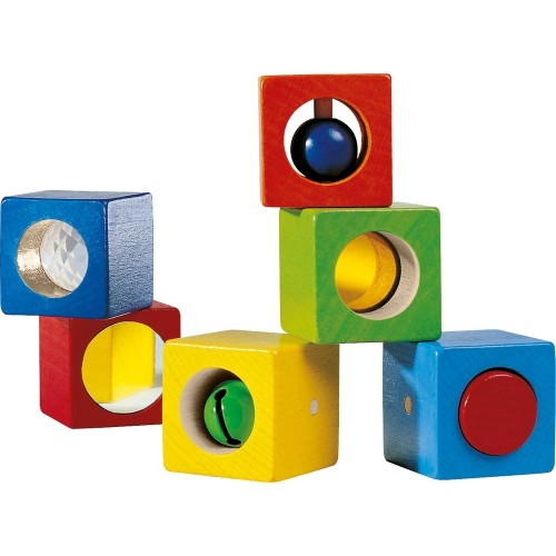 Cubes de découverte