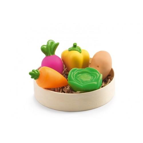 5 légumes