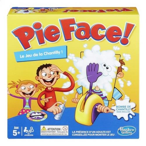 Pie Face - Le jeu de la chantilly