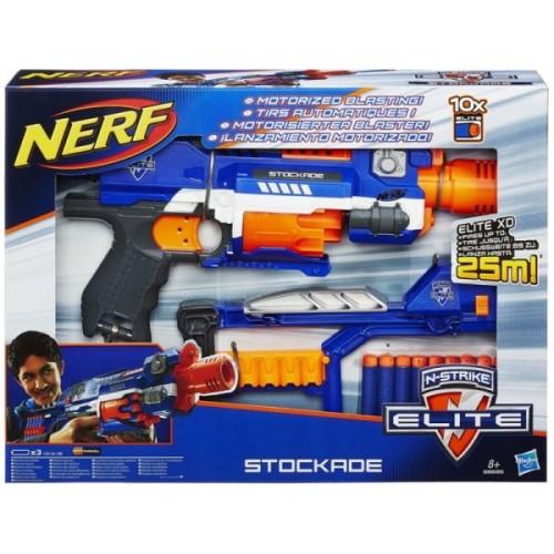 Nerf Elite - Stockade