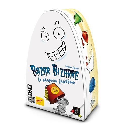 Bazar Bizarre le chapeau Fantôme