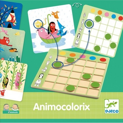 Eduludo Animo Colorix
