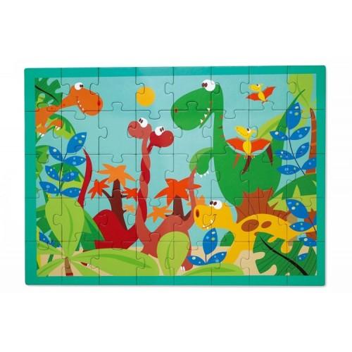 Puzzle Dino 40 pièces