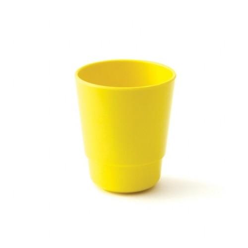 Gobelet jaune 16cl