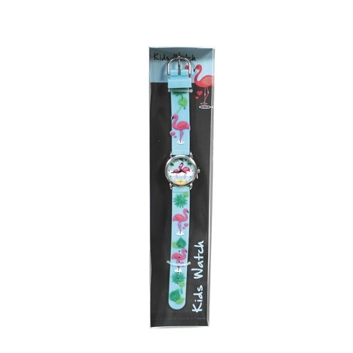 Montre flamants roses