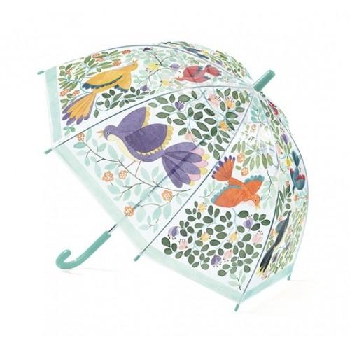 Parapluies Fleurs & oiseaux 70 x 68 cm