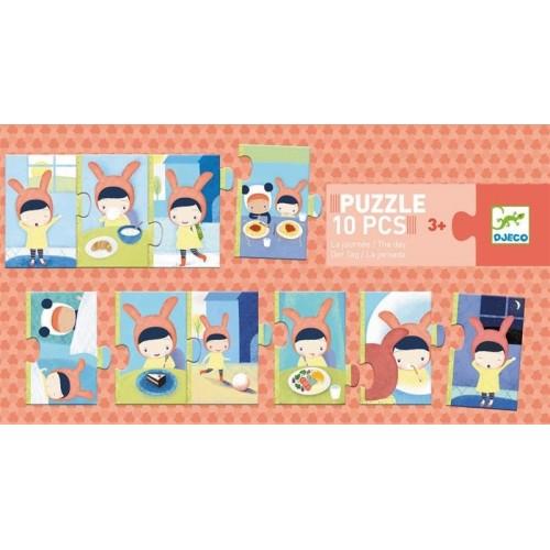 Puzzle Duo La journée