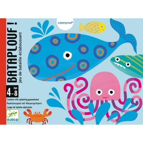 Jeux de cartes Spidifish
