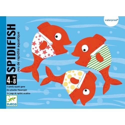 Jeux de cartes Spidifish