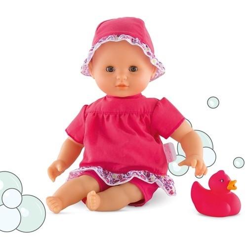 bébé bain fleur 30cm