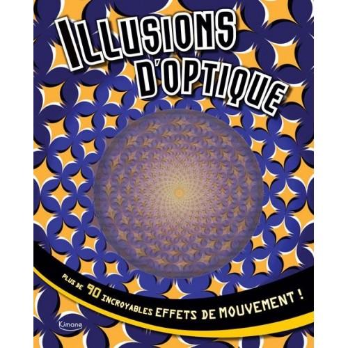 Livre illusions d'optique