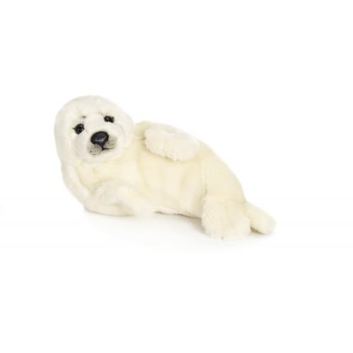 Peluche WWF Phoque blanc 24 cm
