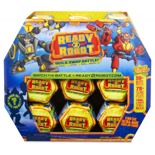 Ready2Robot Single Packs
