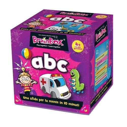 Brain box ABC en italien