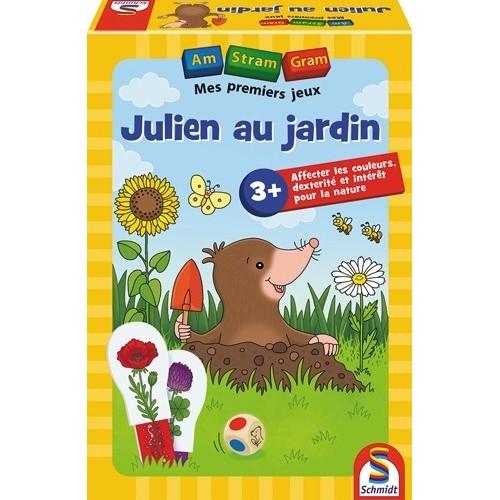 Julien au jardin