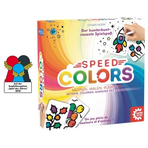 Speed Colors de Game Factory