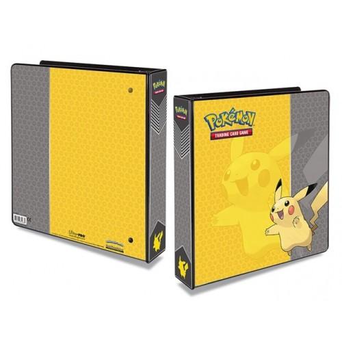 """Classeur à anneaux Pokémon - Pikachu 2"""" Album"""